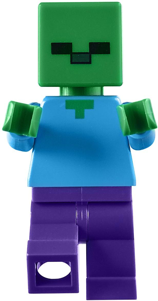 Zombie (Minecraft) - Brickipedia, the LEGO Wiki