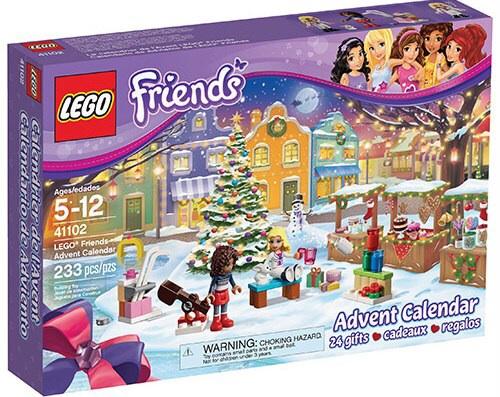 41102 Advent Calendar Brickipedia The Lego Wiki