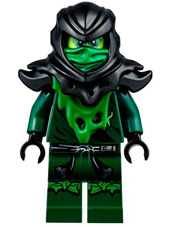 Evil Green Ninja Brickipedia The Lego Wiki
