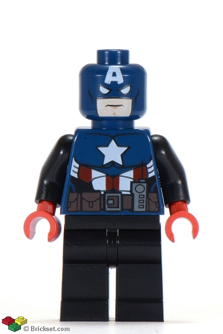 Captain America Bucky Barnes Brickipedia The Lego Wiki