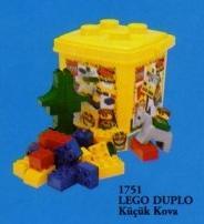 1751 Duplo Bucket Brickipedia The Lego Wiki