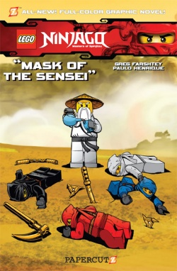 250px-Mask of the Sensei Cover.jpg