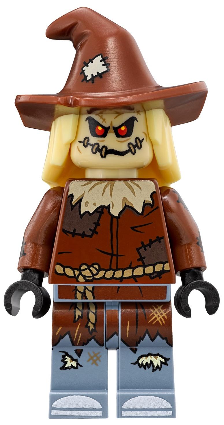 The Scarecrow Brickipedia The Lego Wiki