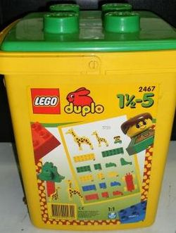 2467 Duplo Bucket Brickipedia The Lego Wiki