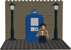 11th doctor and tardis.png