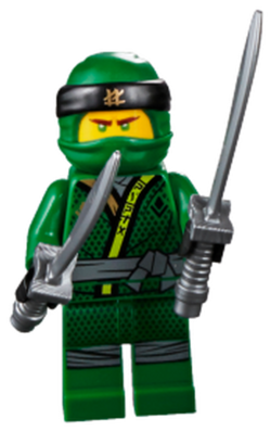 Ninjago · The LEGO Ninjago Movie