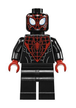 Spider-Man (Miles Morales) - Brickipedia, the LEGO Wiki