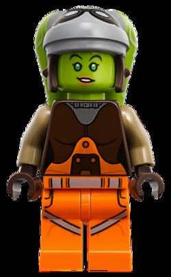 Hera Syndulla - Brickipedia, the LEGO Wiki  Hera Syndulla -...