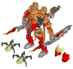 Image Result For Lego Bionicle Tahu