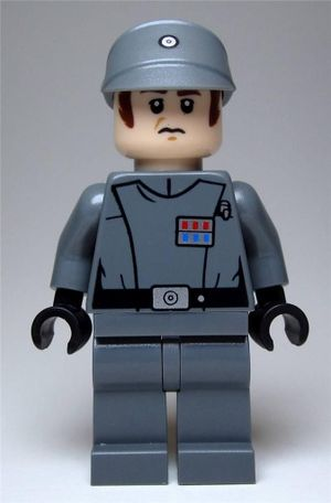 Imperial Officer Brickipedia The Lego Wiki