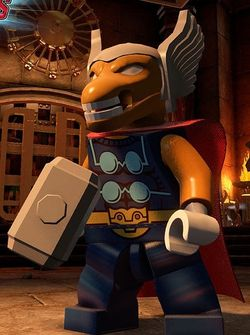 lego beta ray bill - photo #16