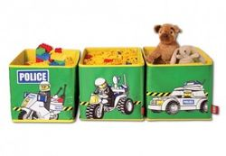 SD471green Connectable Toy Bins Green Police.jpg