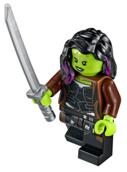 Gamora - Brickipedia, the LEGO Wiki