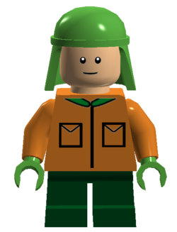 fan kyle broflovski brickipedia the lego wiki