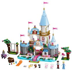 41055 Cinderella's Romantic Castle set.jpg