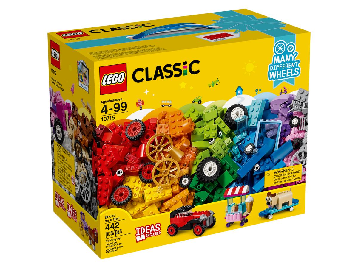 10715 Bricks on a Roll - Brickipedia, the LEGO Wiki