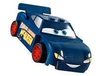 Blue Racing Mater From Cars