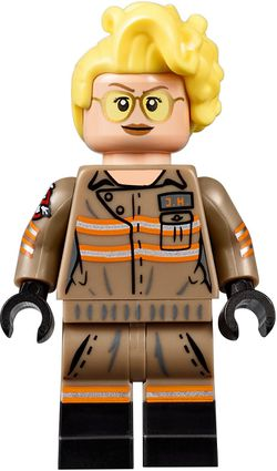 Lego Dimensions Abby Yates Ecto  Build