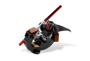 Darth maul brickipedia the lego wiki - Vaisseau dark maul ...