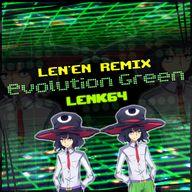 Evolution Green album cover