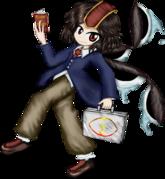 Hibaru Kokutenshi