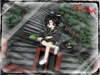 Jinbei - Full Illustraion