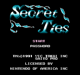 Secret Ties Title Screen.PNG
