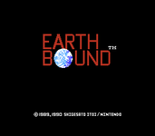 Earthbound Zero Title Screen.PNG