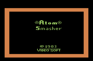 Atom Smasher Title Screen.png