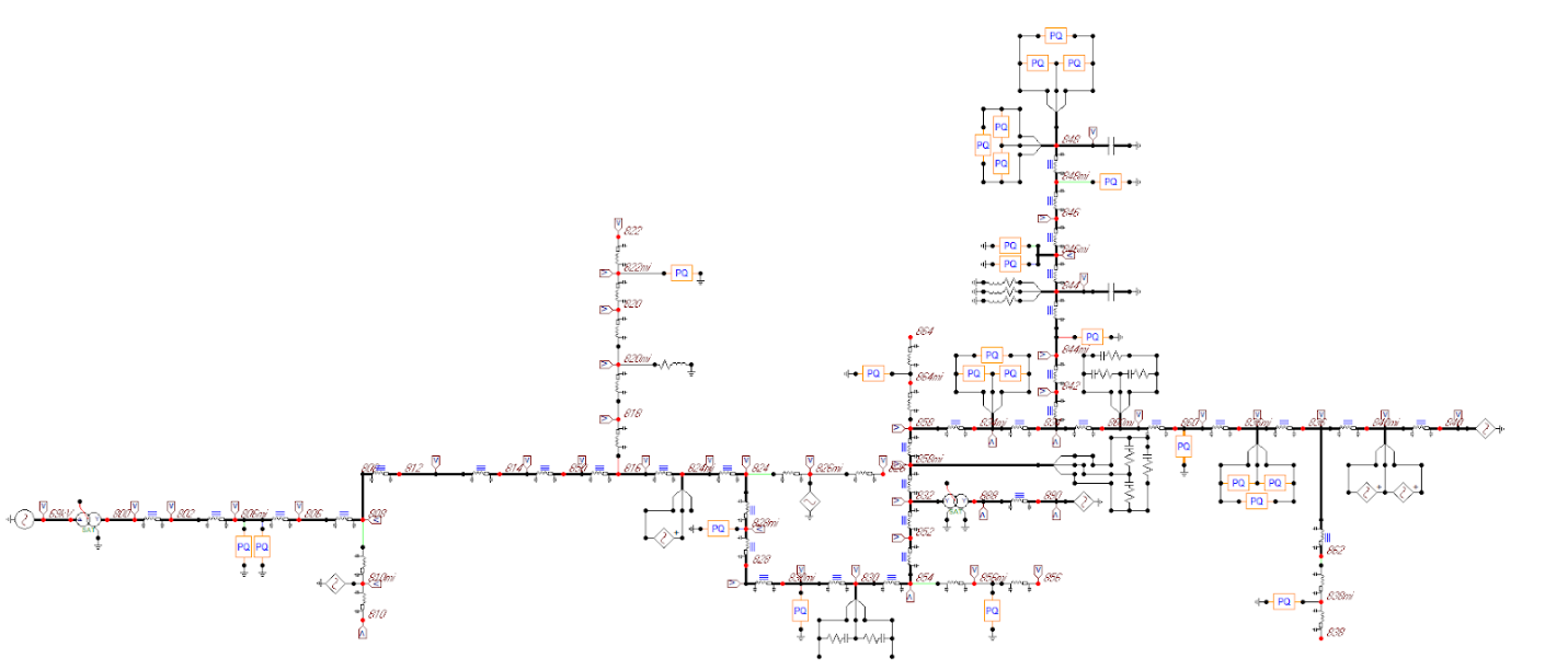 IEEE 34 bus system ATP.png