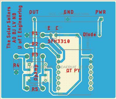 KW4H PCB