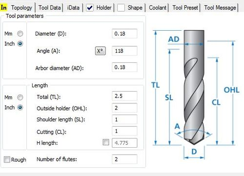 How To Change Parameters On A Haas Mill