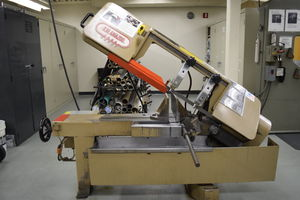 Horizontal Band Saw  Mindworks