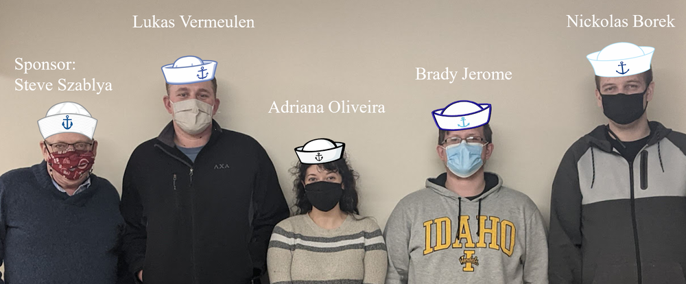 Picture of Team Members