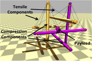 2014 Tensegrity model.png