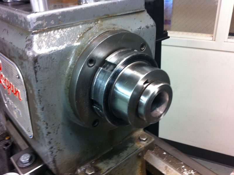 File:Cullet chuck on lathe.jpg