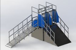 MAIN DOUBLE ON STAND WITH RAMPS.JPG