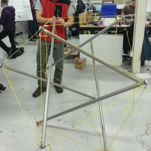 Assembly of Outer Structure