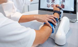 Robotic Arm Rehabilitation Device Mindworks