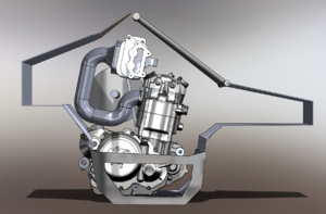 Full Engine Assembly in Chassis.png