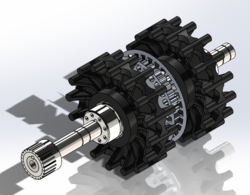 Forward Driving Axle Sub-Assembly.png