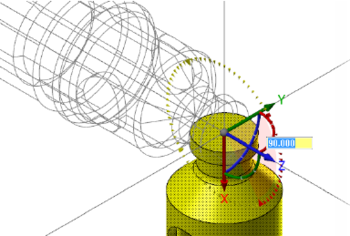 Part Oriented For Lathe Mastercam.PNG