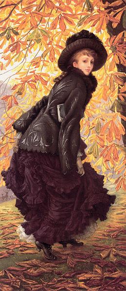 Файл:James Tissot - October.jpg