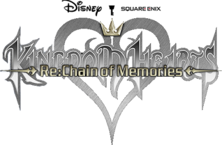 Kingdom Hearts ReChain of Memories Logo KHReCoM.png