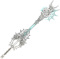 Young Xehanort's Keyblade (Art) KH3D.png