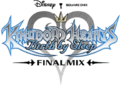 Kingdom Hearts Birth by Sleep Final Mix Logo KHBBSFM.png