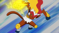 Silus Infernape Thunder Punch.png