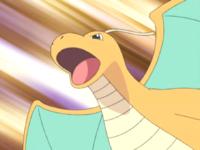 Professor Oak's Dragonite