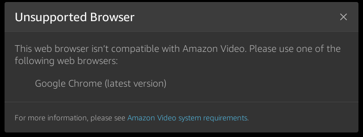 File:Iceweasel unsupported on amazon instant video.png