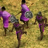 African Skirmishers